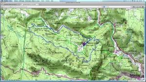 Belgentier - le fond de l'EvouéB1 11km:D480m