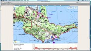 Giens Est1 11km:D250m
