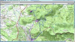 Rocbaron - château du Castellas1 13,5km:D550m