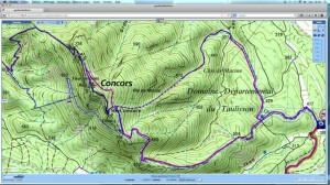 Vauvenargues - le Jolisson1 11km:D600m