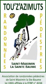 Tou'z'azimuts83 | Association de randonnées pédestres | Saint-Maximin - La Sainte Baume