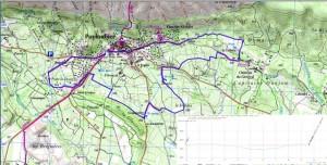 Puyloubier - sentier des vignerons 10km:D90m