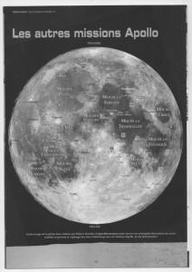 Lune - Mission Apollo