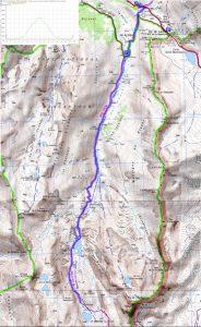 Méolans-Revel04 - Col de Larche, lacs du Lauzanier et Derrière la Croix1 16km:D600m